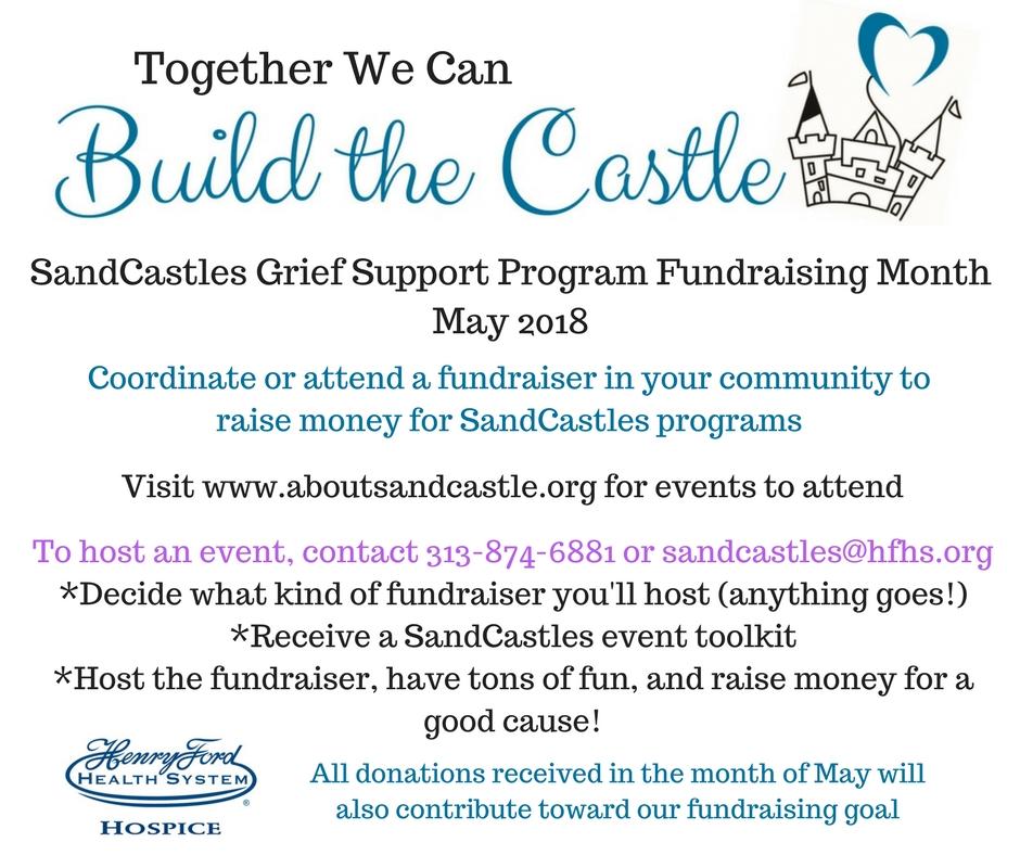 Build the Castle social graphic