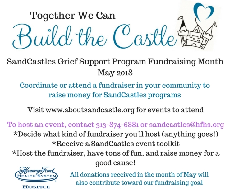 Build the Castle social graphic